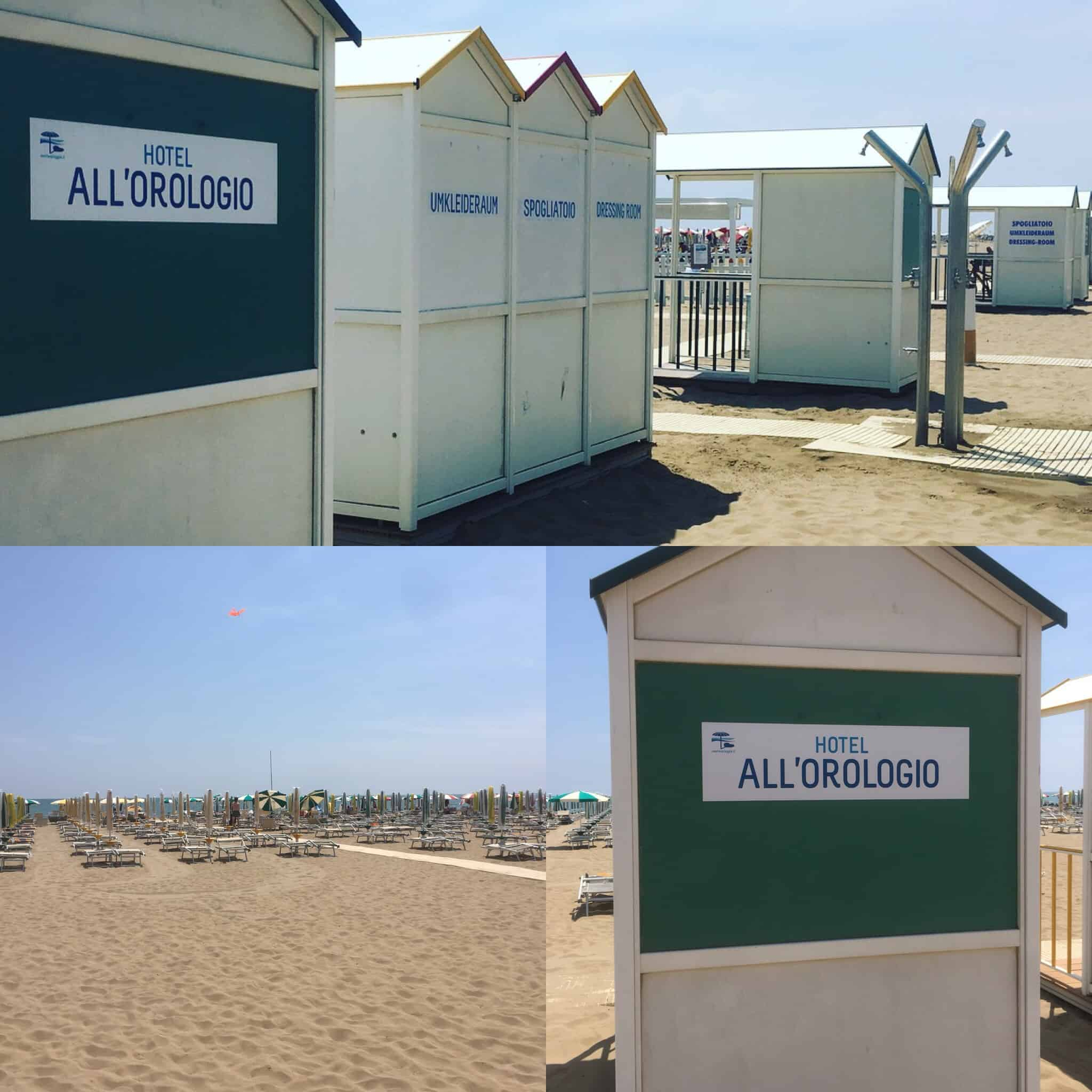 la spiaggia di caorle