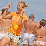 aerobic am strand in caorle